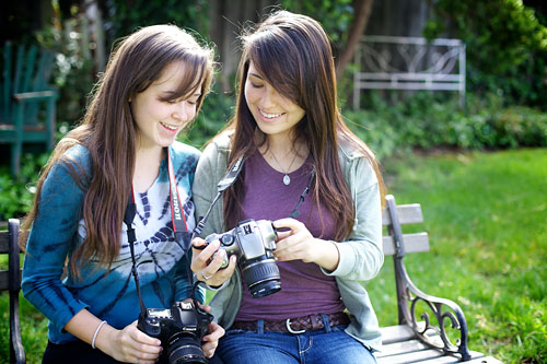 Teen Photography Summer Camp